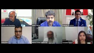 CIF Webinar on Opportunities in Indian MSME Sector for Canada