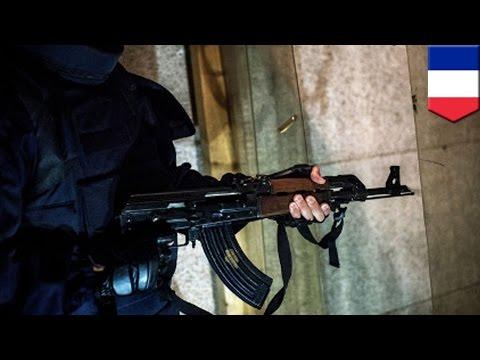 Saudi prince's convoy attacked by gunmen in Paris
