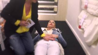 Výběr matrace v Ikea