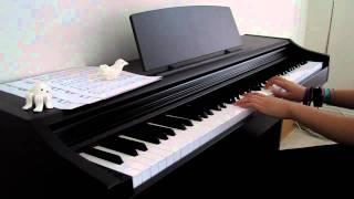 Naruto: Natsuhiboshi on Piano