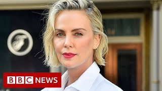 Charlize Theron: 'We need a fairer distribution of Covid vaccines' - BBC News