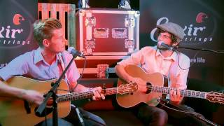 Hudson Taylor Unplugged with ELIXIR Strings --
