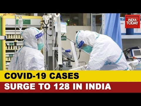 COVID-19 Cases Surge To 128 In India; Prohibitory Measures Imposed At Beaches In Puri And Konark
