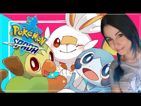 Il Mondo Di Galar! - Pokemon Spada #01