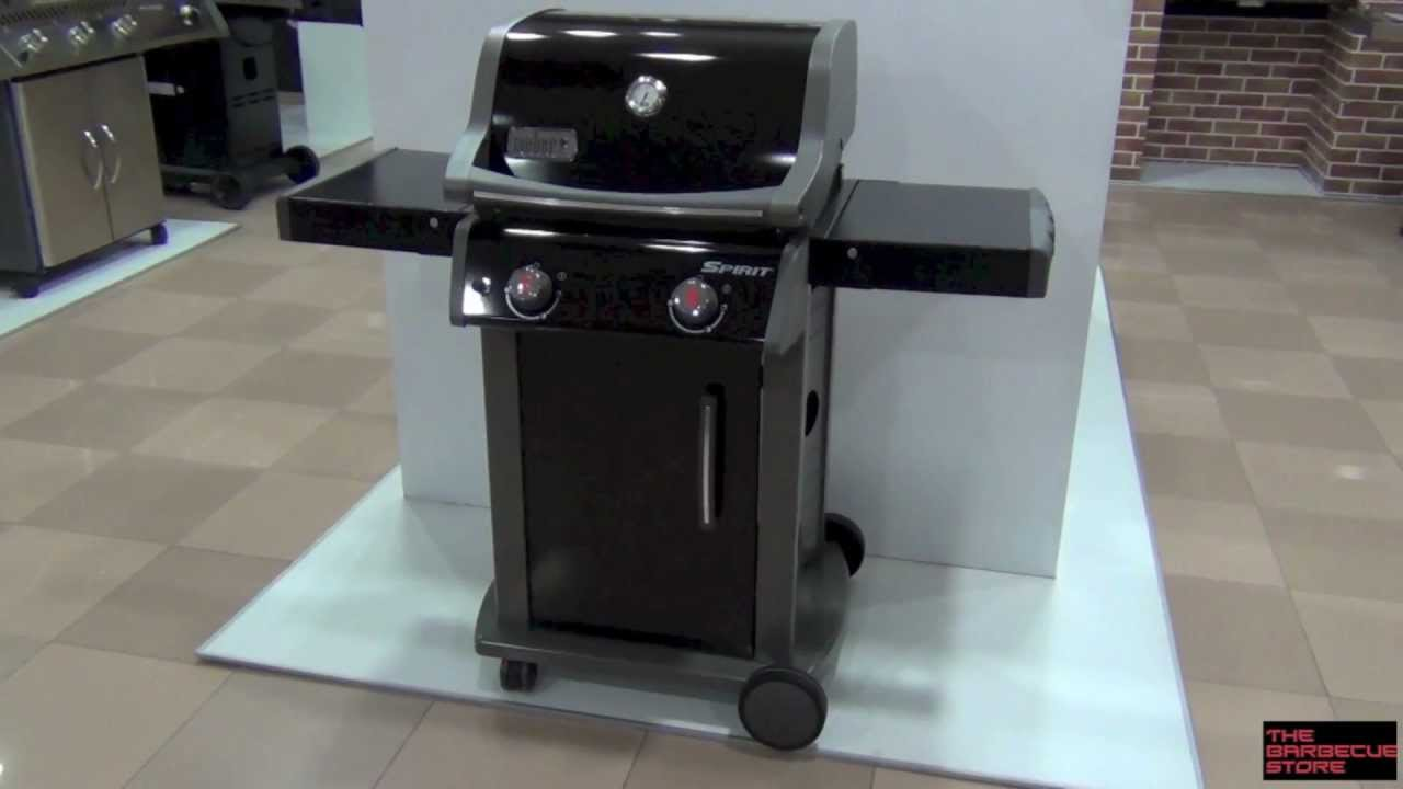 Großartig Barbacoa Weber Spirit Original E-210 - YouTube QY14