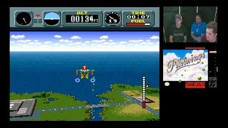 Pilotwings (with James, Tony and Justin) Mike Matei Live