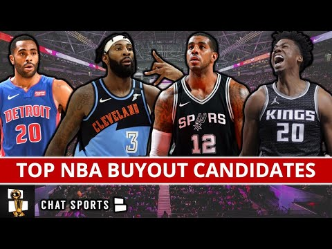 NBA Rumors: Top 10 Buyout Candidates Following The 2021 NBA Trade Deadline Feat. Andre Drummond