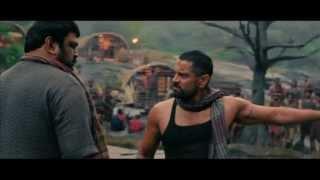 Vikram's Screen Presence In Raavanan