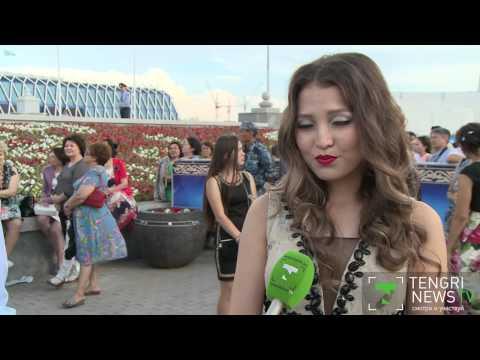 Выпускной-2015 в Астане: Сколько стоят наряды девушек