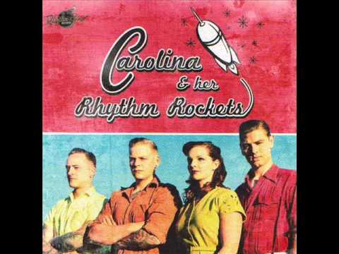 Carolina & Her Rhythm Rockets - Back Home (Rhythm Bombs Records)