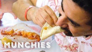 Shrimp Tacos - The Ultimate Taco Tour of Mexico