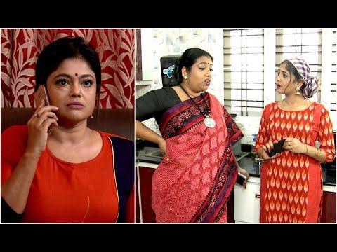Thatteem Mutteem EPI 43 - Meenakshi's Kitchen Experiments! | Mazhavil Manorama