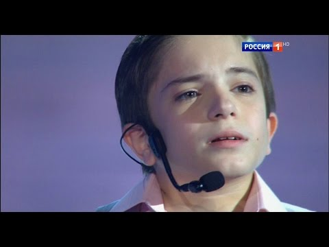 Дима Билан / Данил Плужников - Мама (Зал плачет)