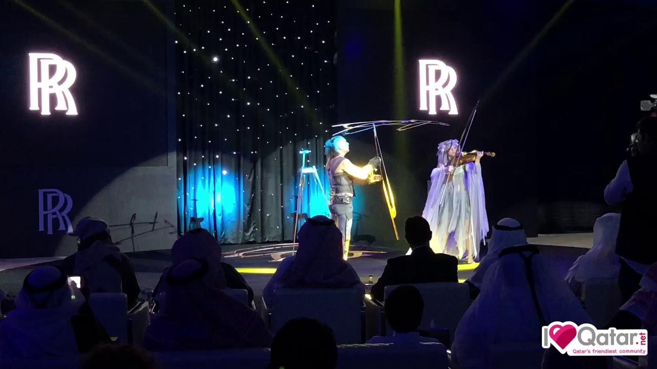 The 2018 Rolls Royce Phantom Launch event - YouTube
