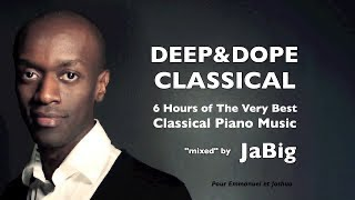Video 6 Hour Classical Music Playlist by JaBig: Beautiful Piano Mix for Studying, Homework, Essay Writing download MP3, 3GP, MP4, WEBM, AVI, FLV April 2018