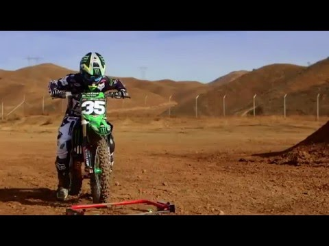 Science of Supercross | Episode 1 (Holeshot) | Engineered by Kawasaki
