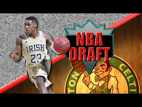 Celtics Demetrius Jackson NBA Draft Highlight Reel
