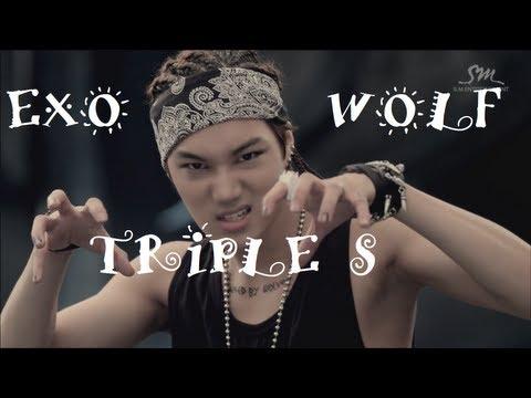 TRIPLE S | Part 7 | EXO Wolf