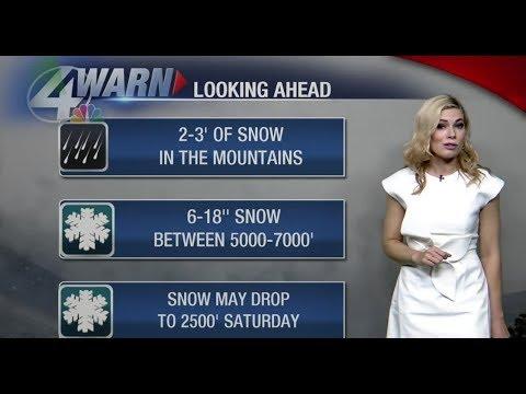 Stephanie Weaver's Wednesday Forecast