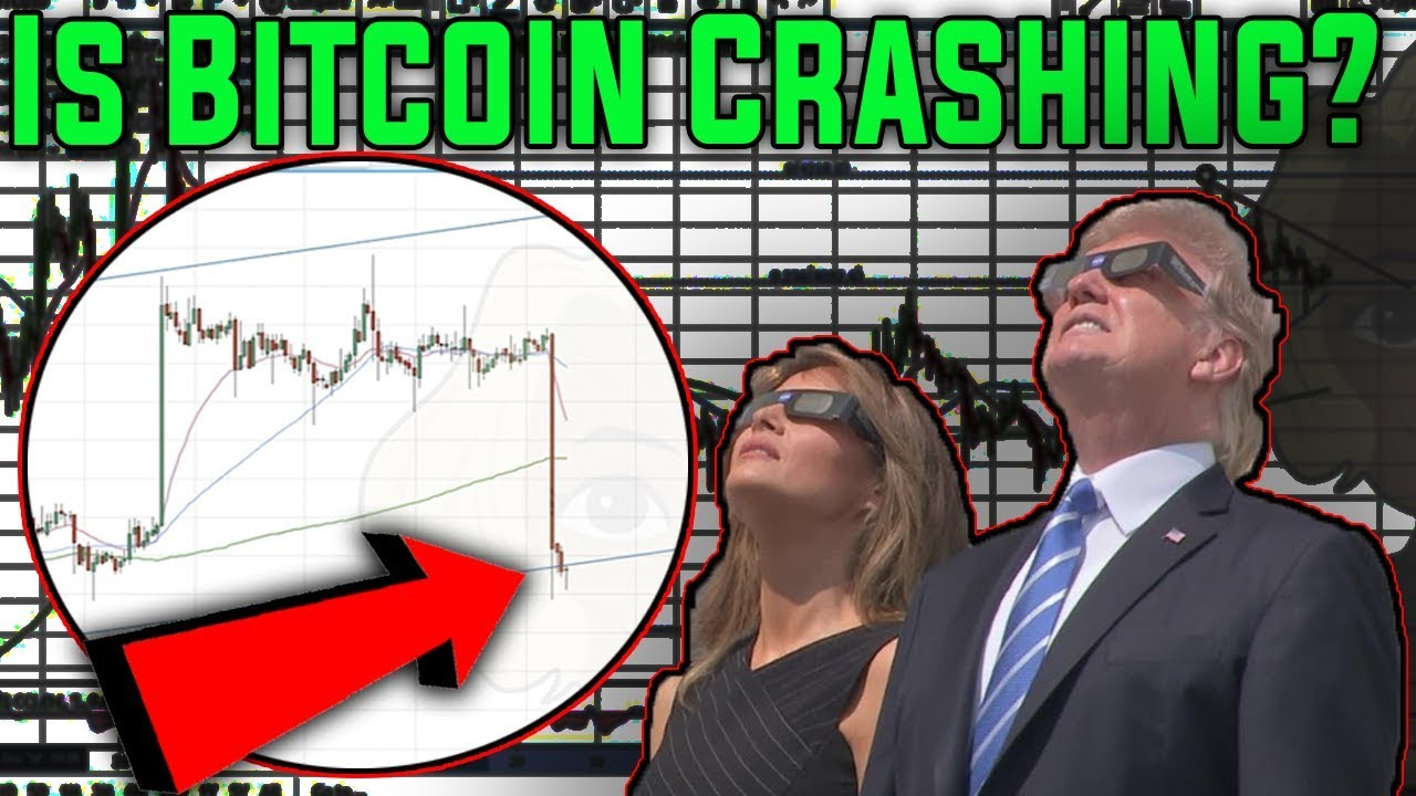 Is Bitcoin Market Crashing? (plus a look at Ethereum)