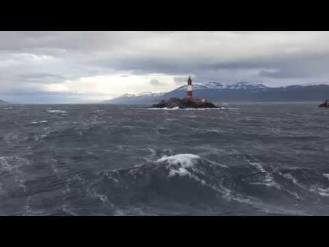 EXCEPTIONNEL Patagonie Ushuaïa 03/11/2015 - Le phare de l'éclaireur.