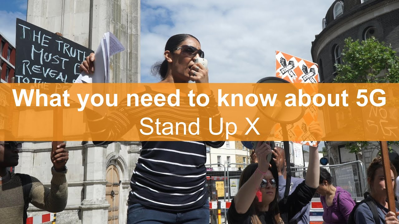 What you need to know about 5G | Stand Up X