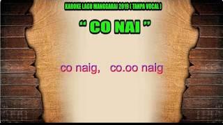 Karoke lagu manggarai 2019 // CO NAI // tanpa vocal + lirik