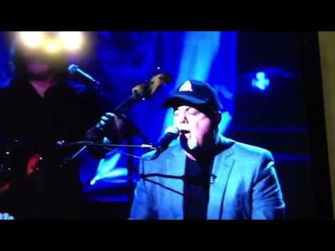 Hurricane Sandy Relief- Billy Joel