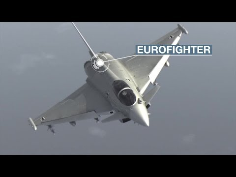 Airbus Defence and Space - Military Aircrafts [720p]