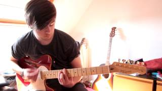 The Fratellis - Creepin Up The Backstairs Guitar Cover