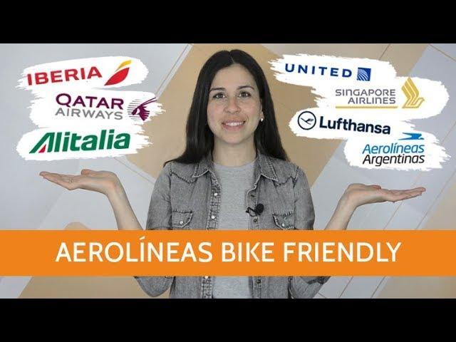 Aerolíneas Bike Friendly