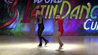 Mate & Edit, Hungry, Bachata Amateur Couple, Final 3rd Place, WLDC 2016