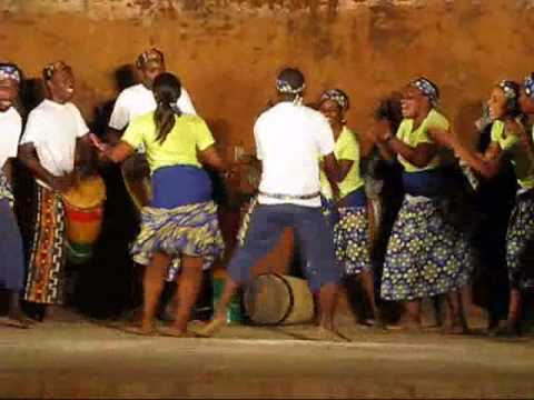 Dancing Around Zambia 48sec