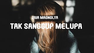 Download Lagu Ziva Magnolya Tak Sanggup Melupa Terlanjurmencinta Lyrics  MP3