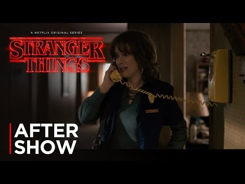 Stranger Things After Show | Chapter One: The Vanishing of Will Beyers | Netflix