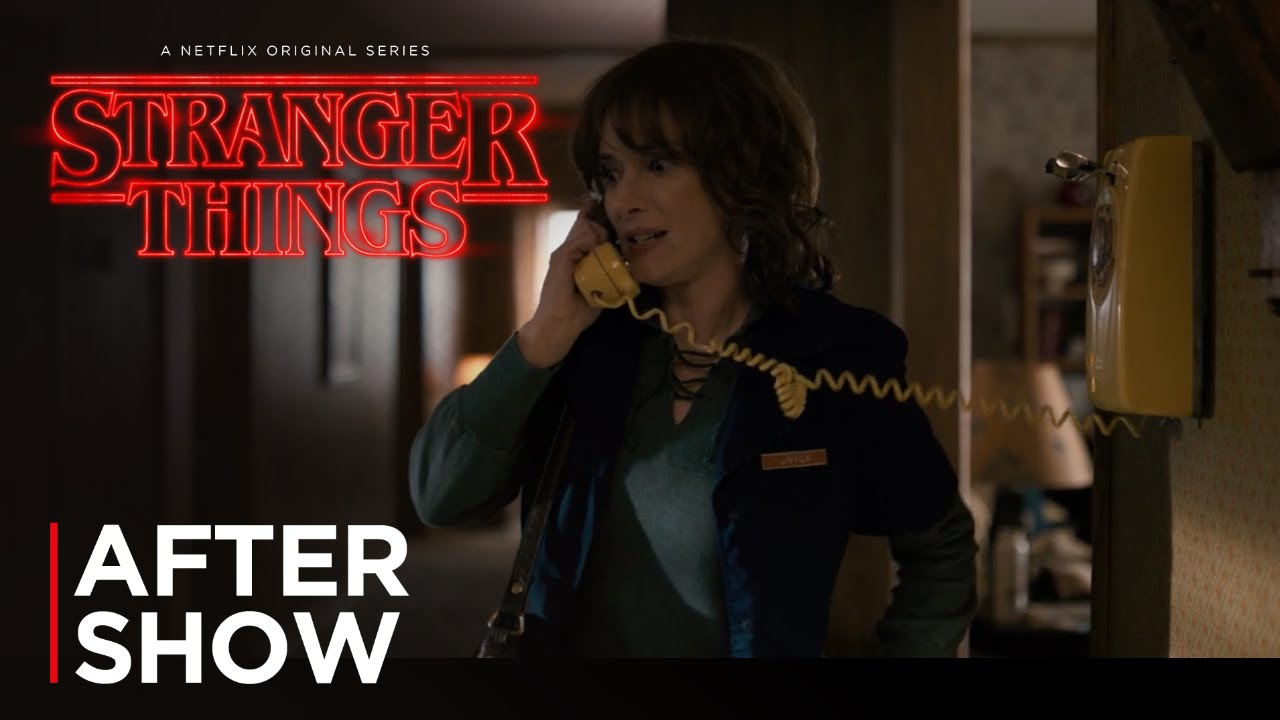 Stranger Things After Show | Chapter One: The Vanishing of Will Beyers | Netflix #1
