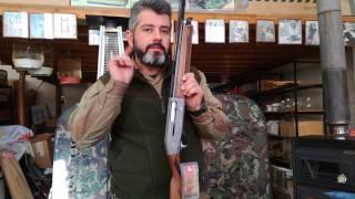 ATA ARMS NEO cal 12 magnum by clear gun mastorakos !