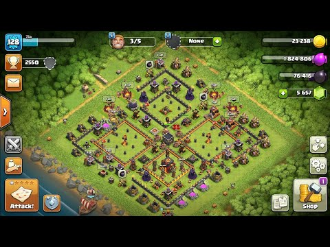 Clash Of Clans TH10 Account For Sale In Pakistan.