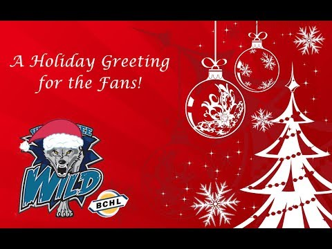 Wenatchee Wild Christmas Video - 2017
