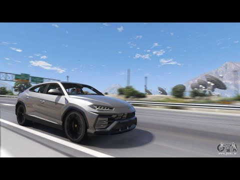 Rockstar Editor Tutorial-(Following a Car Using Blend Mode)