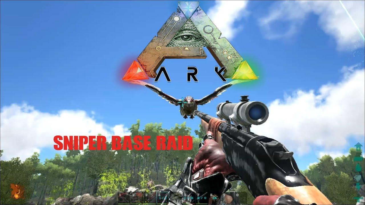 Ark Sniper – CleanHiks