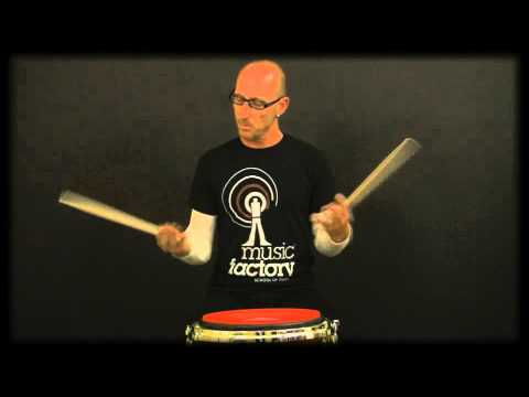 Drum lessons in Orange County California- The Music Factory OC