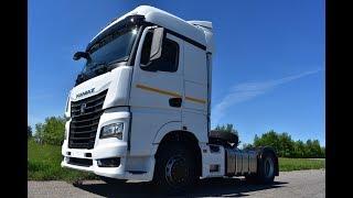 Новейший магистральный тягач КАМАЗ-54901 (К5): первый подробный обзор и тест-драйв