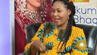 Kumkum Bhagya Chat Room - Adom TV (25-8-17)