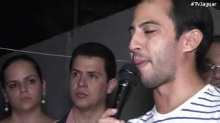 Rede Sustentabilidade de Russas anunciou Junior Gonçalves Pré Candidato e Edinir Santiago na Vice