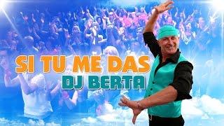 Balli di gruppo 2016 - SI TU ME DAS - DJ BERTA  - Nuovo tormentone line dance 2017 thumbnail