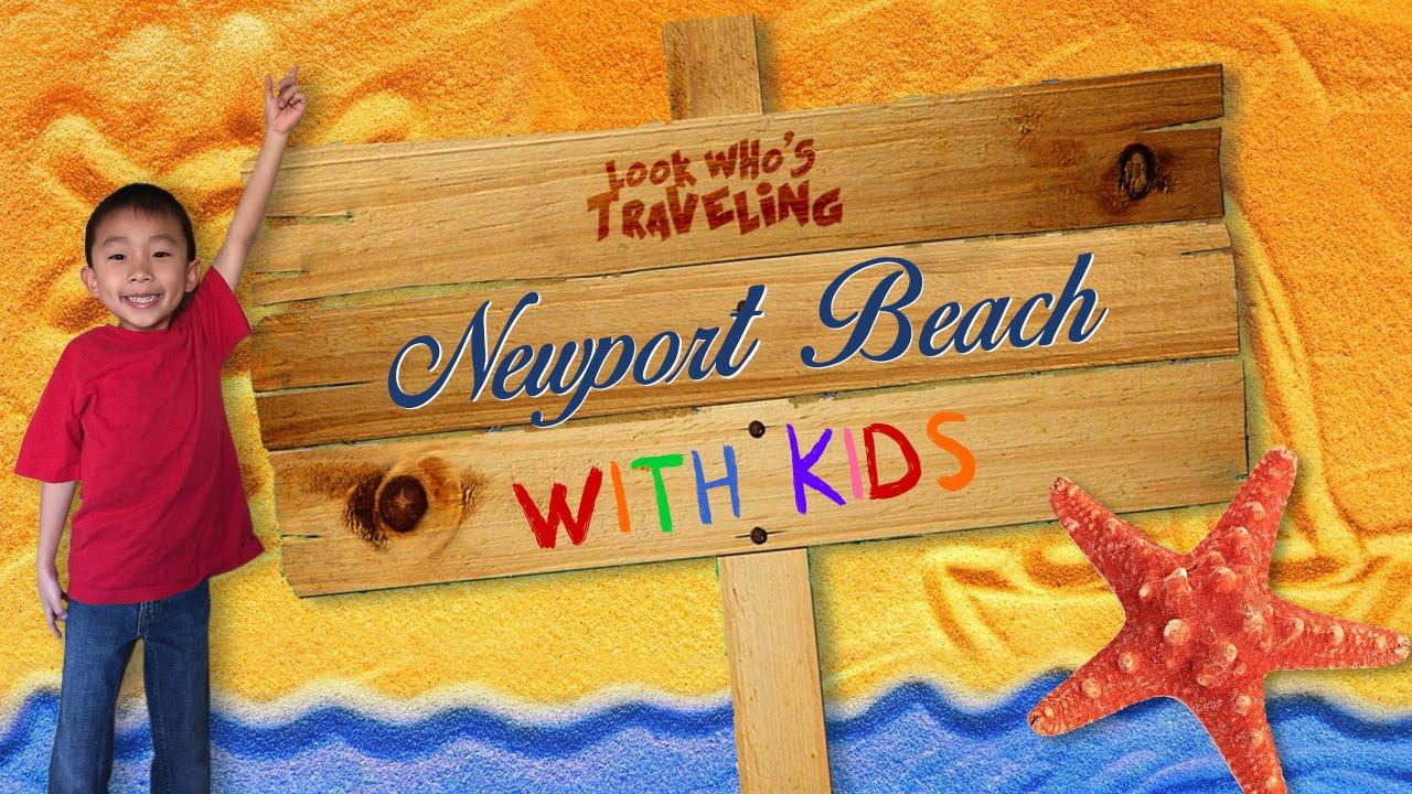 Fun Things To Do In Newport Beach Balboa Island With Kids