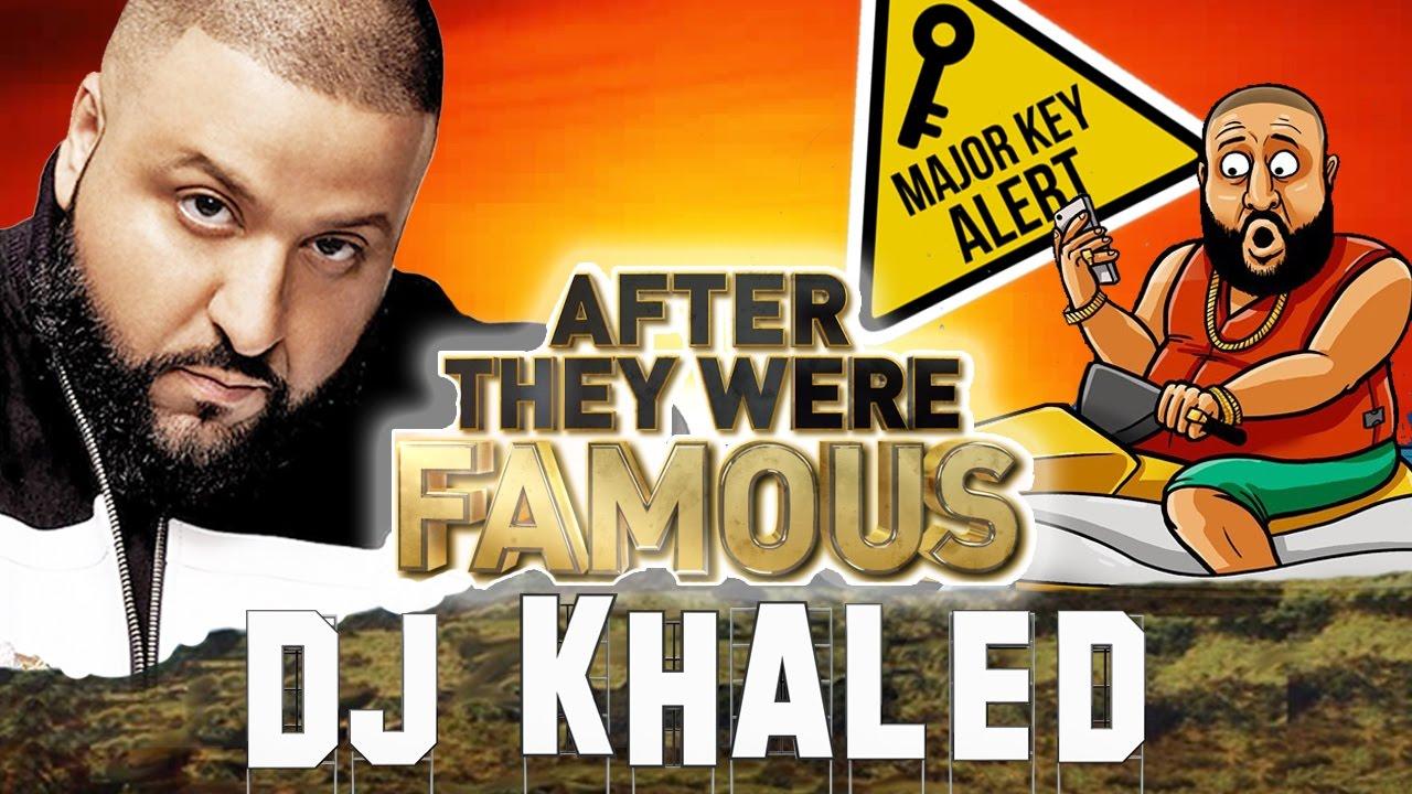 dj khaled after they