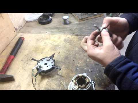 Как отремонтировать нагнетатель воздуха Планар