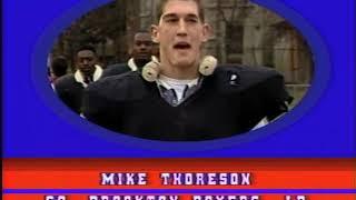 Brockton vs. Dedham 1988 EMass Div. 1 Super Bowl